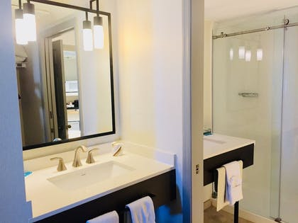 Bathroom Amenities | Windmill Suites Surprise, an Ascend Hotel Collection Member