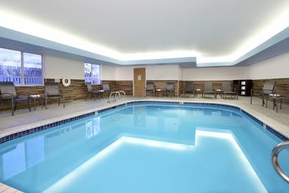 Indoor Pool | Fairfield Inn & Suites by Marriott Colorado Springs South