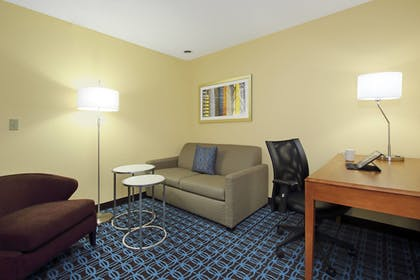 Guestroom View | Fairfield Inn & Suites by Marriott Colorado Springs South