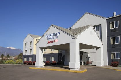 Exterior | Fairfield Inn & Suites by Marriott Colorado Springs South