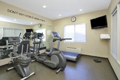 Fitness Facility | Fairfield Inn & Suites by Marriott Colorado Springs South