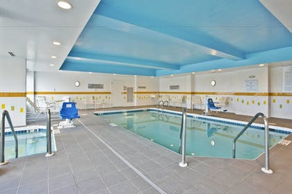 Indoor Pool | Fairfield Inn & Suites by Marriott Madison West/Middleton