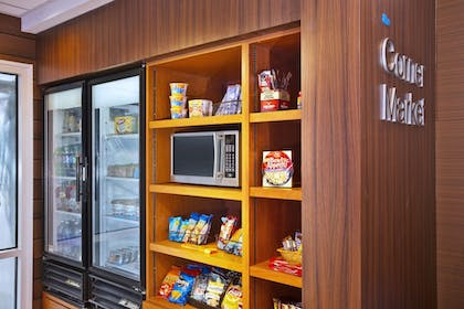 Snack Bar | Fairfield Inn & Suites by Marriott Madison West/Middleton