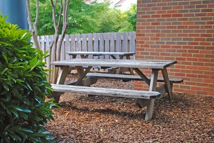 Terrace/Patio | Extended Stay America - Montgomery - Carmichael Rd.