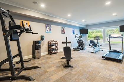Fitness Facility | Holiday Inn Express Fairhope