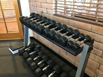 Fitness Facility | Sierra Suites