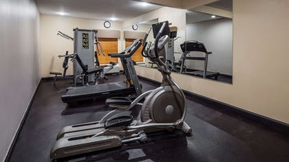 Fitness Facility | Best Western Plus Kansas City Airport-KCI East