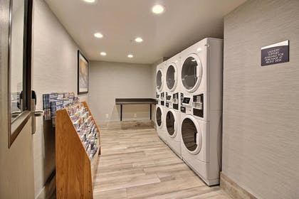 Laundry Room | Best Western Greeley