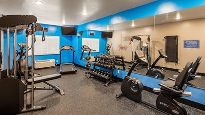 Fitness Facility | Best Western Greeley