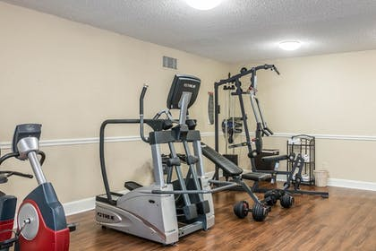 Fitness Facility | Comfort Inn