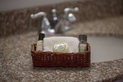 Bathroom Amenities | Comfort Inn