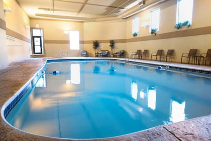 Indoor Pool | Barrington Hotel & Suites