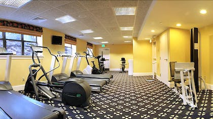 Fitness Facility | Genesee Grande Hotel and Suites