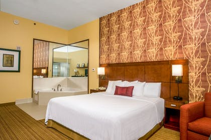 Guestroom | Courtyard By Marriott Tupelo