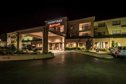 Exterior | Courtyard By Marriott Tupelo