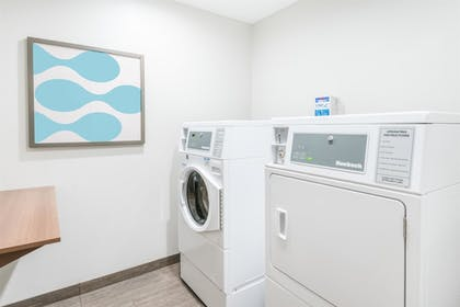 Laundry Room | Microtel Inn by Wyndham Victor/Rochester