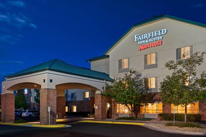 Hotel Entrance | Fairfield Inn and Suites by Marriott Denver Airport