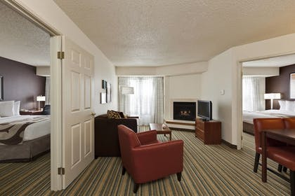 | Suite, 2 Bedrooms | Residence Inn By Marriott Merrillville