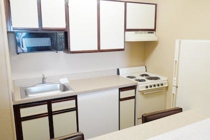 In-Room Kitchen   Extended Stay America - Fort Wayne - North