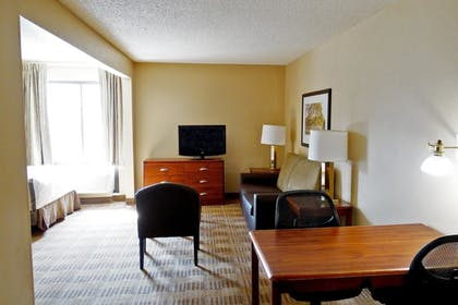Guestroom   Extended Stay America - Fort Wayne - North