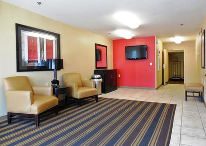 Lobby   Extended Stay America - Fort Wayne - North