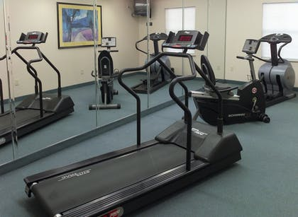 Fitness Facility | Extended Stay America - Evansville - East