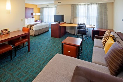 | Studio, 1 Queen Bed with Sofa bed | Residence Inn by Marriott Indianapolis Fishers