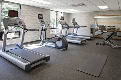 Sports Facility | Courtyard by Marriott Anchorage Airport