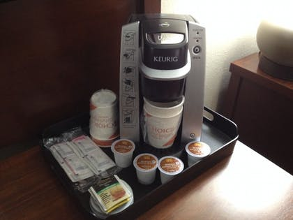 In-Room Coffee | Comfort Inn & Suites Junction City - near Fort Riley