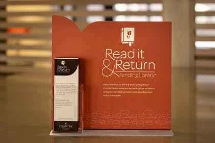 Library | Country Inn & Suites by Radisson, Davenport, IA