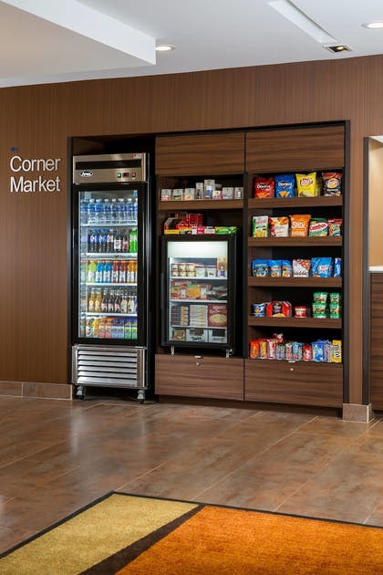 Snack Bar | Fairfield Inn and Suites by Marriott Valparaiso