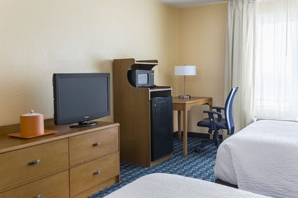 Room | Fairfield Inn and Suites by Marriott Valparaiso