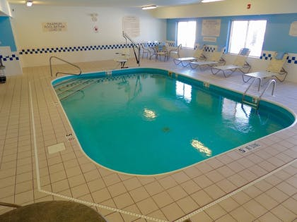 Pool | Fairfield Inn and Suites by Marriott Valparaiso