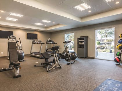 Fitness Facility | La Quinta Inn & Suites by Wyndham Shreveport Airport