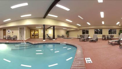 Indoor Pool | Holiday Inn Express Hotel & Suites Scottsbluff-Gering