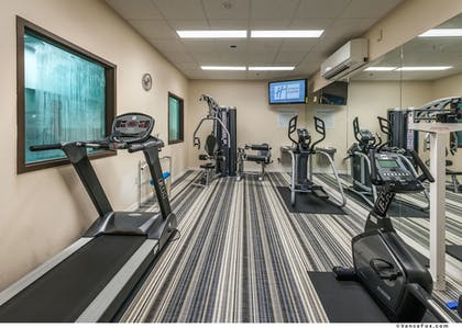 Fitness Facility | Holiday Inn Express Winnemucca