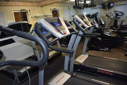 Fitness Facility   E Hotel Banquet & Conference Center