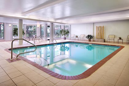 Sports Facility | Courtyard by Marriott Asheville