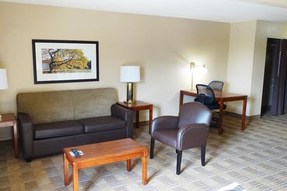 Guestroom | Extended Stay America - Dayton - Fairborn