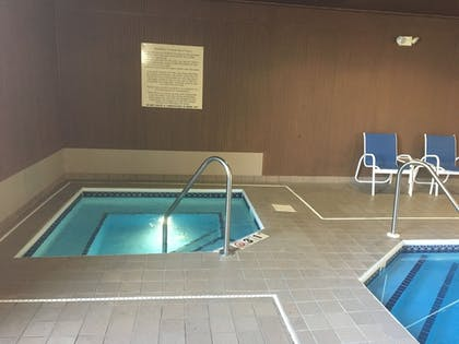 Spa | Hampton Inn & Suites Chillicothe