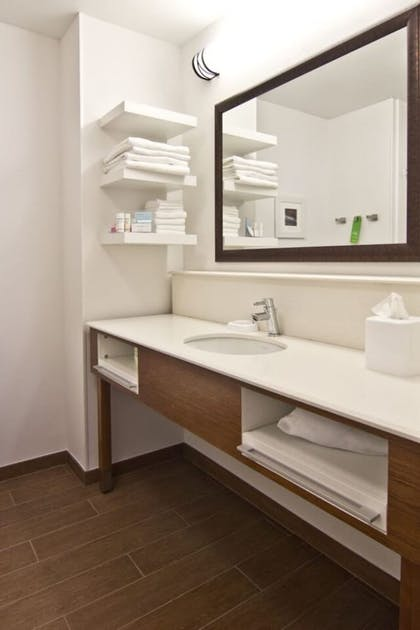 Bathroom Sink | Hampton Inn & Suites Chillicothe
