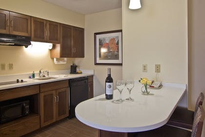 In-Room Kitchen | Hampton Inn & Suites Chillicothe