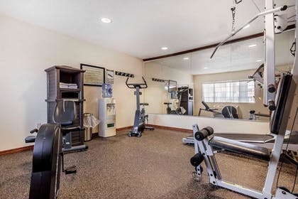 Fitness Facility   Quality Inn & Suites Owasso US-169