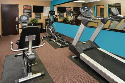Gym | Boarders Inn and Suites Ardmore