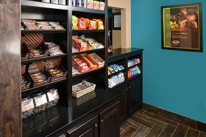 Snack Bar | Boarders Inn and Suites Ardmore