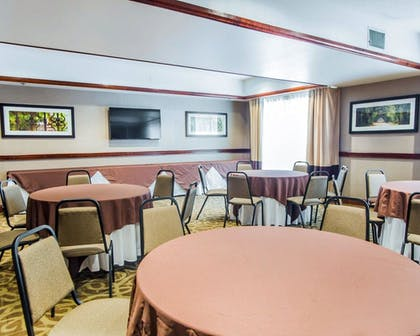 Meeting Facility | Comfort Suites Sumter