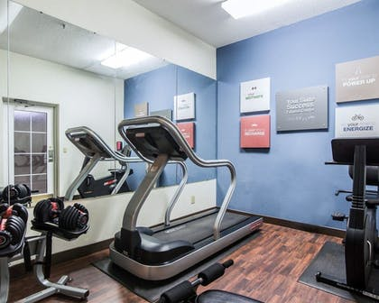 Fitness Facility | Comfort Suites Sumter