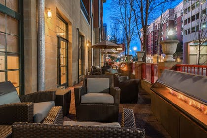 Terrace/Patio | Residence Inn by Marriott Chattanooga Downtown