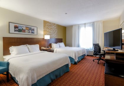 Guestroom | Fairfield Inn By Marriott Potomac Mills