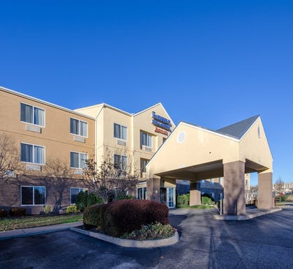 Aerial View | Fairfield Inn By Marriott Potomac Mills